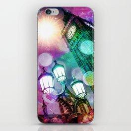 Magical London iPhone Skin