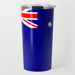 Australian Flag - Flag of Australia Travel Mug