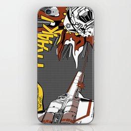 FRAAK! iPhone Skin