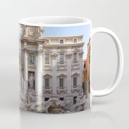 Trevi Fountain at early morning - Rome, Italy Coffee Mug