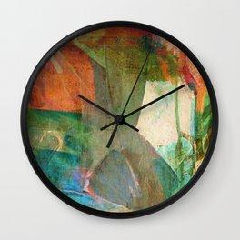 Rabbit Chinese Horoscopes Wall Clock