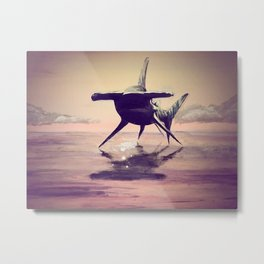 Anomaly Metal Print