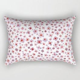 Macro #3 -Butterfly Bush Rectangular Pillow