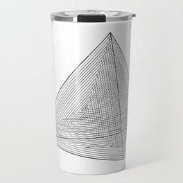 DMT TETRAHEDRON Travel Mug