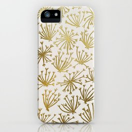Queen Anne's Lace #2 iPhone Case
