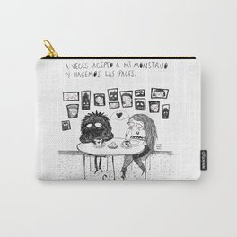 Tu monstruo y tú Carry-All Pouch