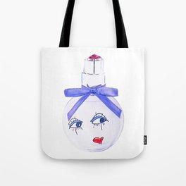 Pretty Face Parfum Tote Bag