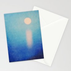 Full Moon Rising Stationery Cards
