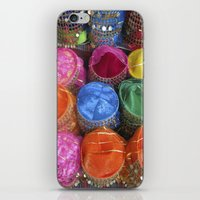 fez iPhone & iPod Skins featuring Fez Hats Istanbul by Steve P Outram