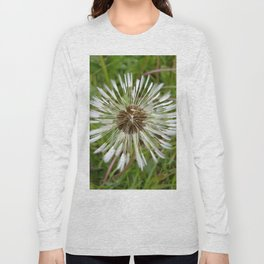 Dandelion In The Rain Long Sleeve T-shirt