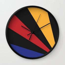 IX Wall Clock