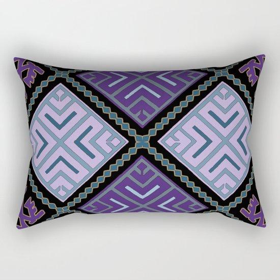 Pattern 025 Rectangular Pillow