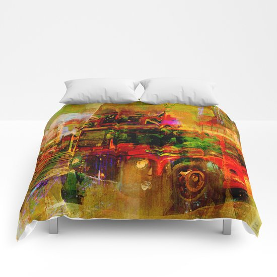 Greensleeves Comforters