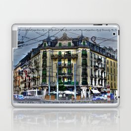 Geneva -  Switzerland Laptop & iPad Skin