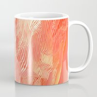 waves Mugs featuring Waves by Okti