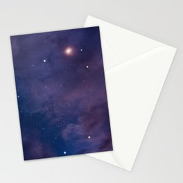 Big Bend nights Stationery Cards