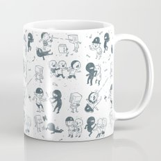 Pop Culture Clash Mug