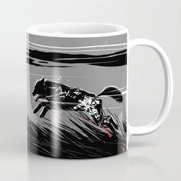 Mecha Wolf Coffee Mug