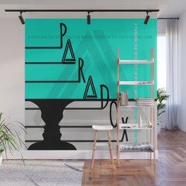 Paradox 4 Wall Mural