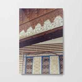 Morocco 50 Metal Print