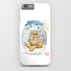 Forest stories. It´s snowing! n.11 Slim Case iPhone 6s