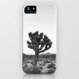 JOSHUA TREE / California Desert iPhone Case