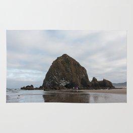 Haystack Rock Rug