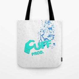 Cuff Pillow Tote Bag