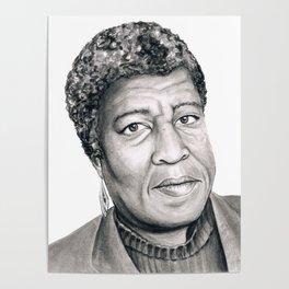 Octavia Butler Poster
