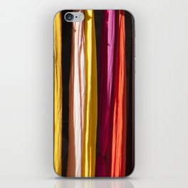 Cover me with Color iPhone Skin