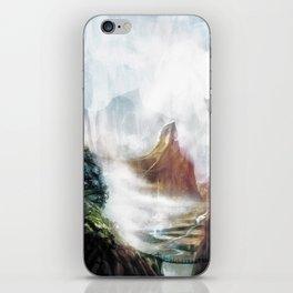 Environment iPhone Skin
