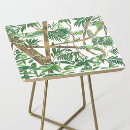 Rainforest Side Table