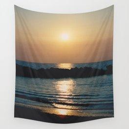 Sunset Ocean Bliss #6 #nature #art #society6 Wall Tapestry