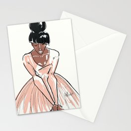 The Dancer Hope Stationery Cards