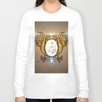 music notes Long Sleeve T-shirts featuring Key notes  by nicky2342