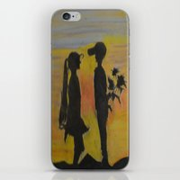 childish gambino iPhone & iPod Skins featuring Childish Love by Love Art Wonders by God Nickyart