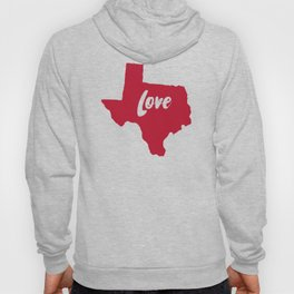 Texas Love Hoody