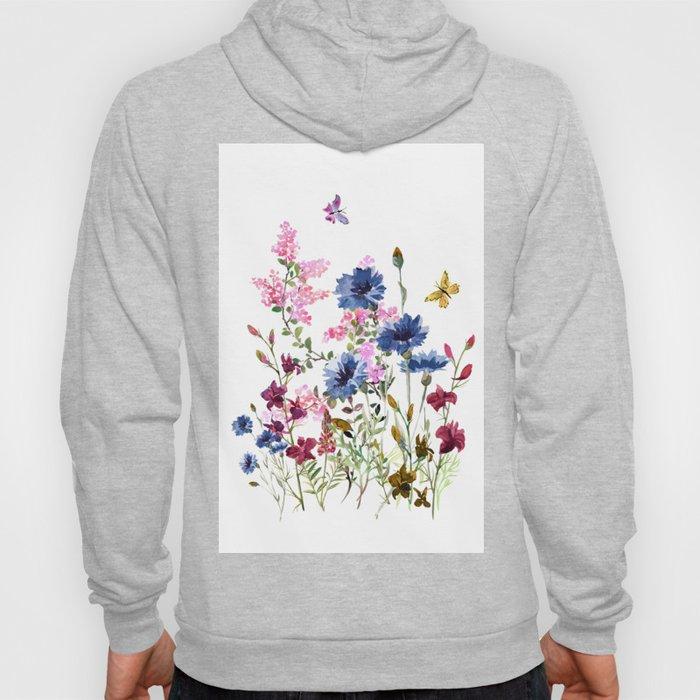 Wildflowers IV Hoody