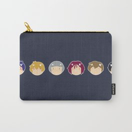 free! ball-faces Carry-All Pouch