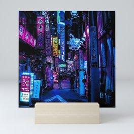 Tokyo Blade Runner Mini Art Print