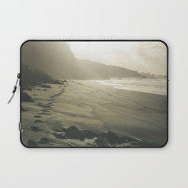 Beach Way - life on the beach Laptop Sleeve