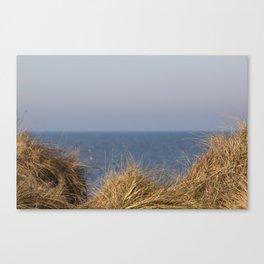 Wild Landscapes at the coast 7 Canvas Print