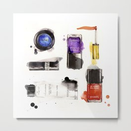 Products Metal Print