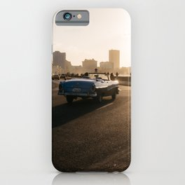 Malecon, Cuba iPhone Case