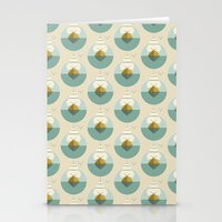 sailboat Stationery Cards featuring Sailboat by FLATOWL