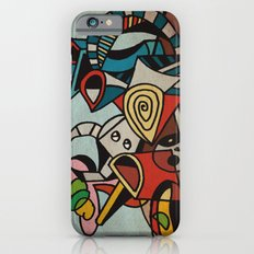 Still Life in Cubism Slim Case iPhone 6s