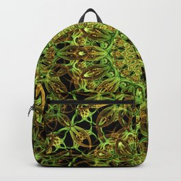 Forest Star Mandala Backpack