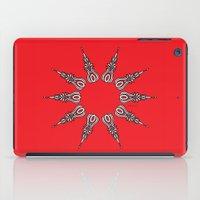 chakra iPad Cases featuring Chakra by RaJess