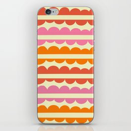 Mordidas Sixties iPhone Skin