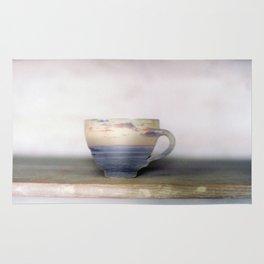 tempest in a teacup Rug